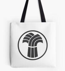 Made in Saskatchewan Sheaf Logo (Black) Tote Bag