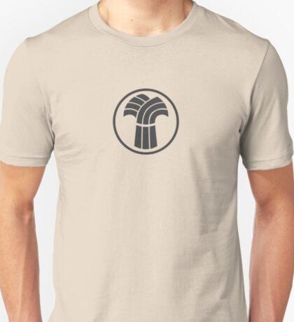 Made in Saskatchewan Sheaf Logo (Black) T-Shirt