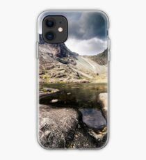 Coire Lagan, Isle of Skye iPhone Case