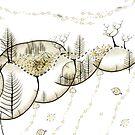 Forêt du Monde Graine - Seed world forest by art-mella