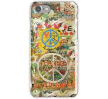 The Beatles iPhone Case John Lennon Peace Sign 6, 5, 4s, 4, 3gs, 3 Imagine All You Need is Love iPhone Case/Skin