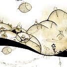 Monde Graine entier - full seed World by art-mella