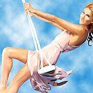 Celine Dion by sky   princess