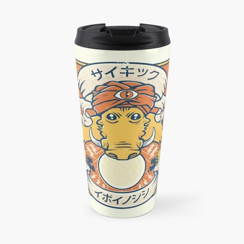 Psychic Warthog Travel Mug