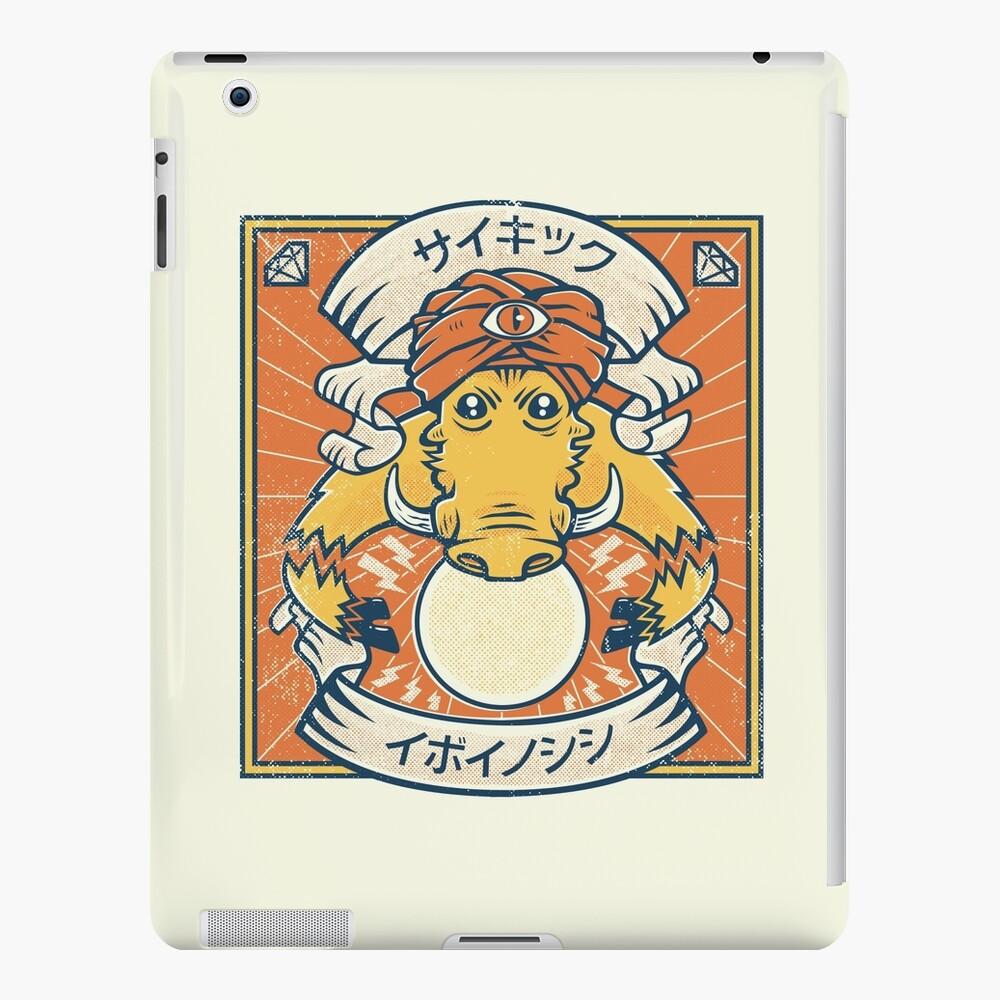 Psychic Warthog iPad Case & Skin