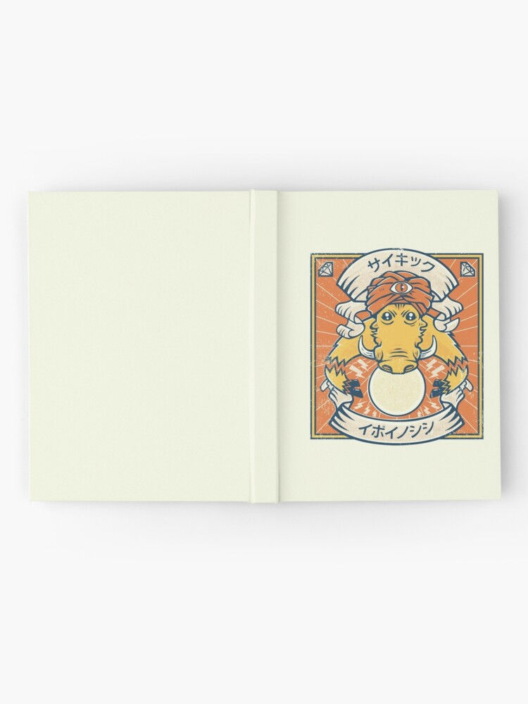 Alternate view of Psychic Warthog Hardcover Journal