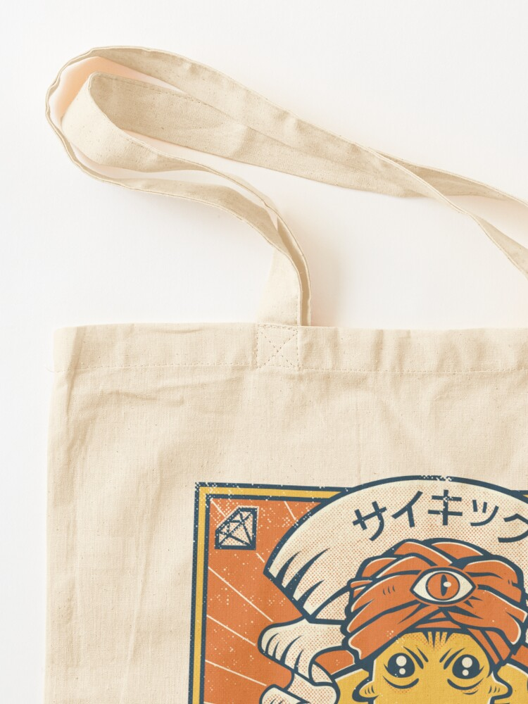 Alternate view of Psychic Warthog Tote Bag