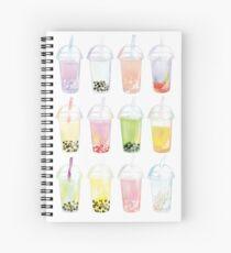 Pearl Tea Spiral Notebook