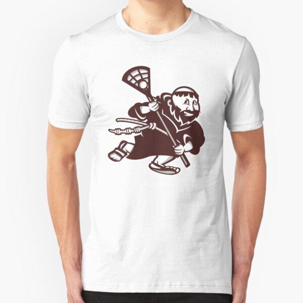 Father Lacrosse Slim Fit T-Shirt
