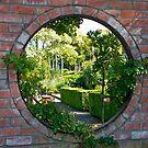 Winterhome Garden, Kekerengu, South Island, New Zealand. by johnrf