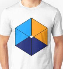 Geometric cube Unisex T-Shirt