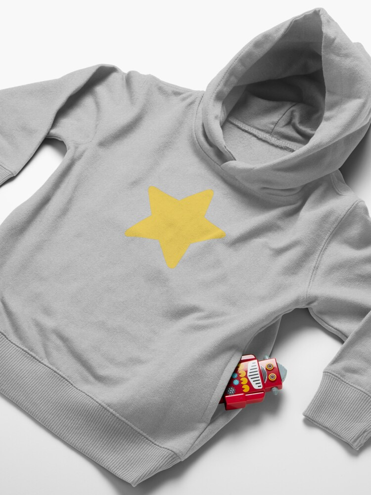 Alternate view of Steven Universe Star Toddler Pullover Hoodie