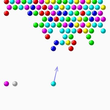Bubble Shooter by CarolH