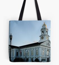 Milfrod Town Hall Tote Bag