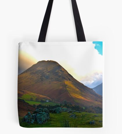 High Fell above Wast Water. Tote Bag