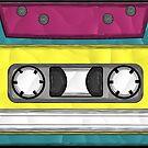 Cassette Tape by AgentSmythe