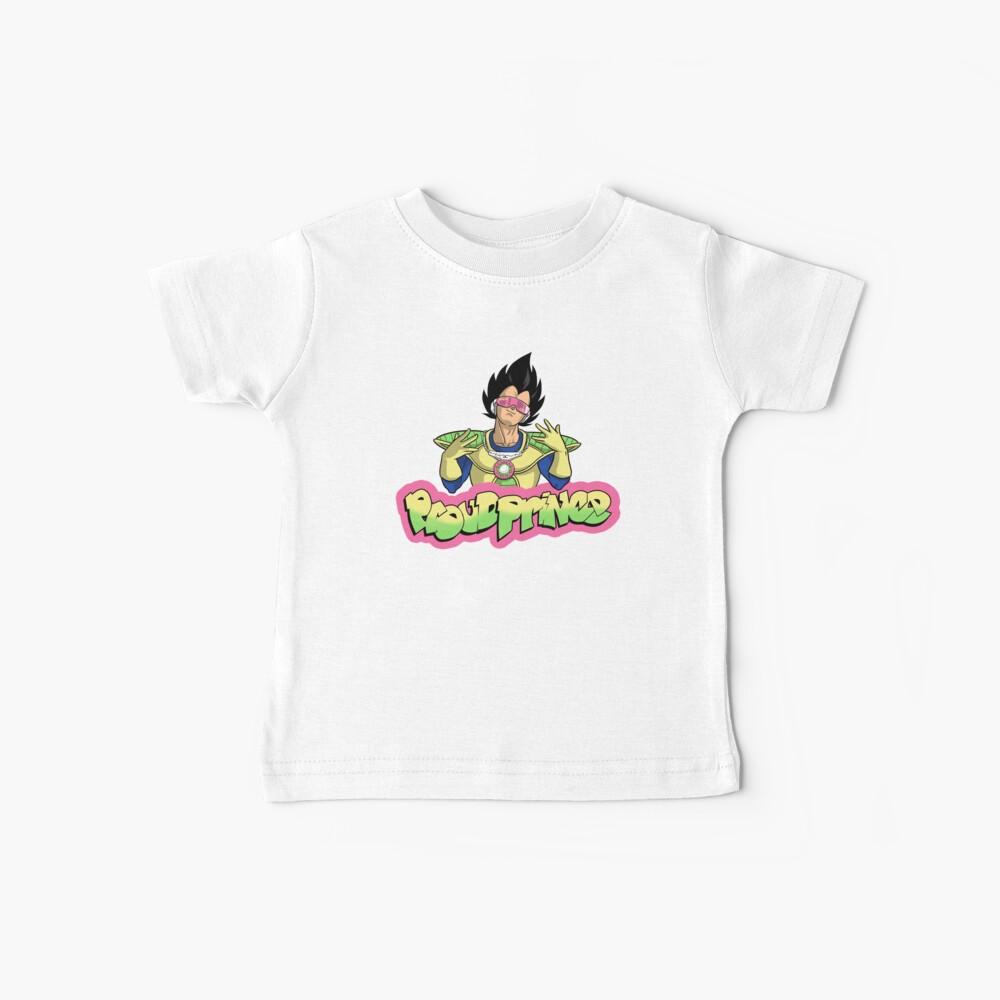 Príncipe orgulloso Camiseta para bebés