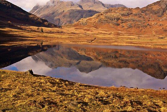 Beautiful Blea Tarn by Trevor Kersley