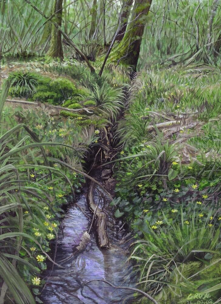 Blackmoor Copse - Spring by Charlotte Rose
