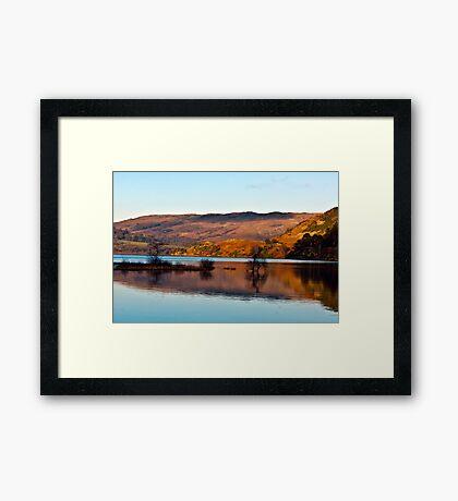 Calm Day on Ullswater Framed Print