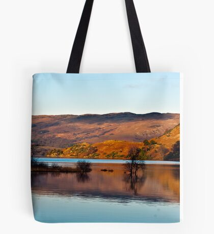 Calm Day on Ullswater Tote Bag