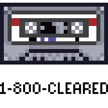 1-800-CLEARED by snorlax3d