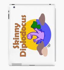 Skinny Diplodocus iPad Case/Skin
