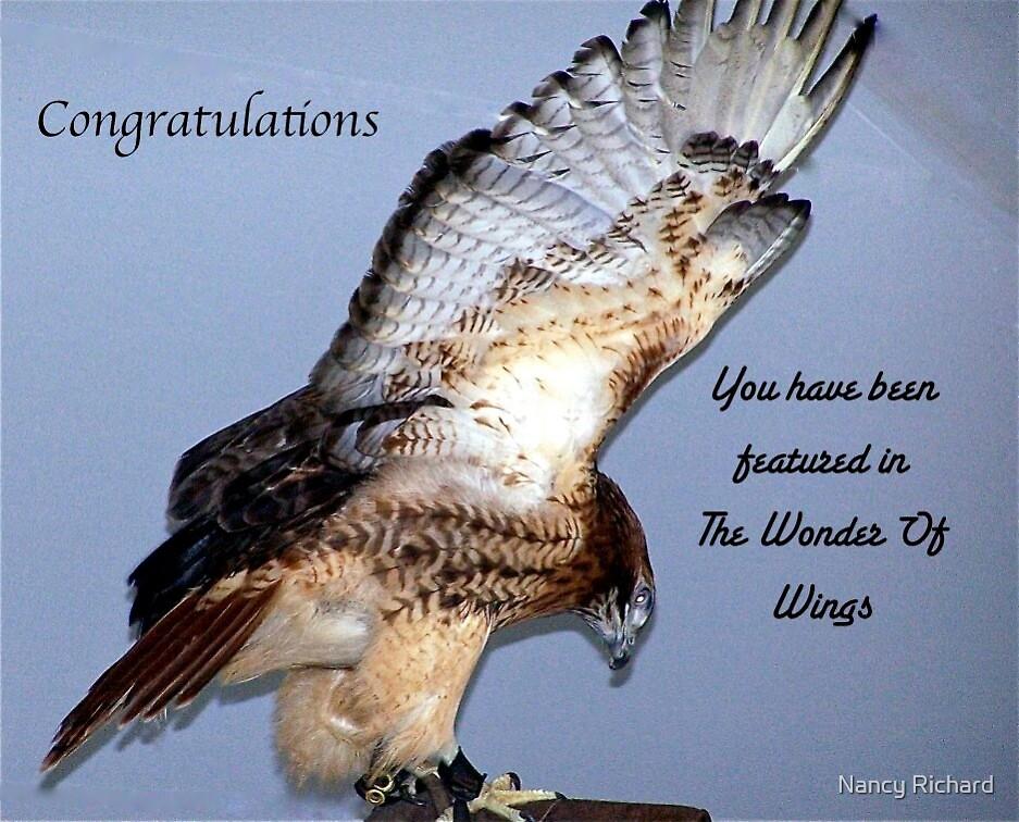 Under My Wings! by Nancy Richard