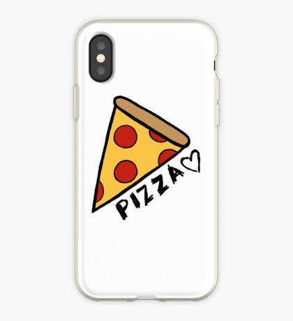Pizza ♡ Vinilo o funda para iPhone