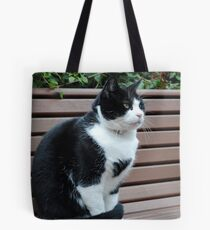 The Watcher in the Gardens! Tote Bag