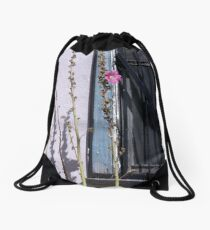 By The Window Drawstring Bag