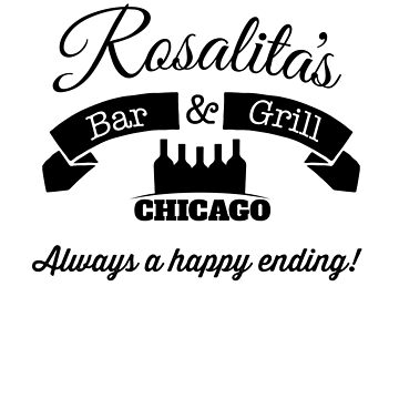 Rosalita's Bar and Grill by jabbtees