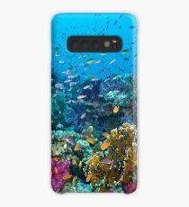 Fantasea Reef Case/Skin for Samsung Galaxy