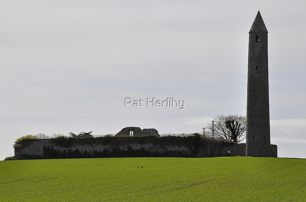 Ratoo Tower by Pat Herlihy