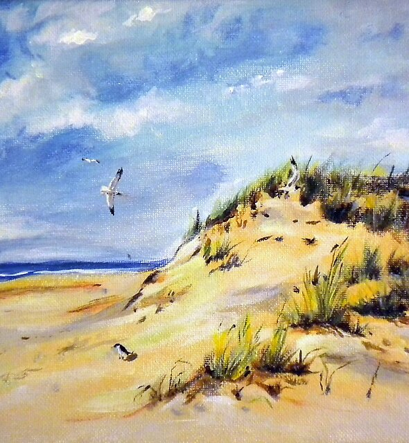 Seascape1 by bugler