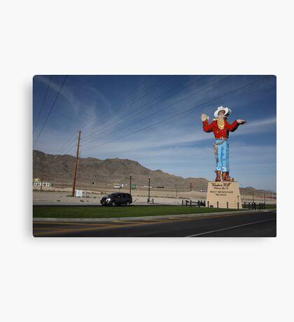 West Wendover, Nevada Canvas Print