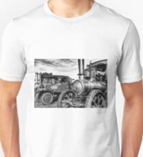 Steam Lorry And Traction Engine Unisex T-Shirt