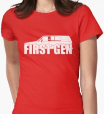 First Gen  Women's Fitted T-Shirt