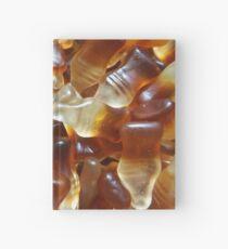Cola Bottles Hardcover Journal