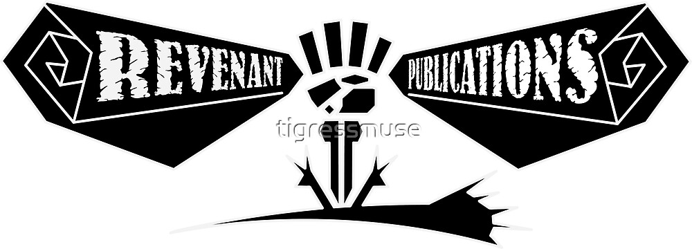 The Revenant Publications Logo (Large) by tigressmuse