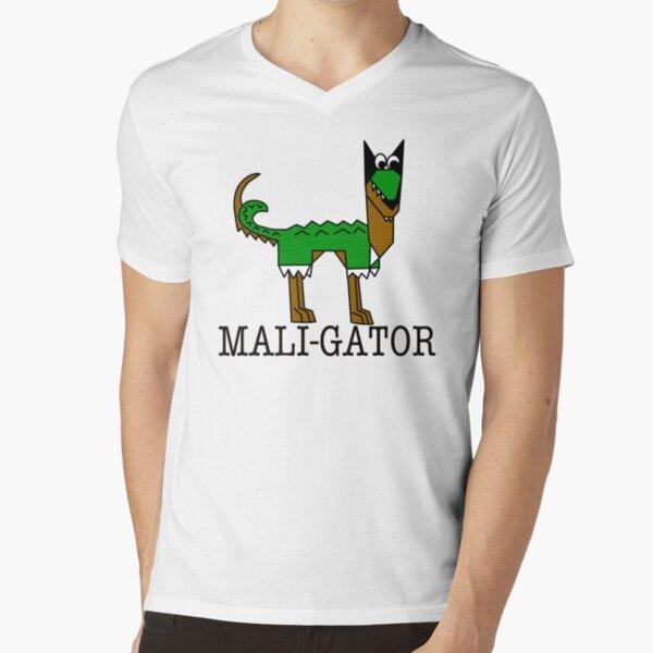 Maligator Too V-Neck T-Shirt