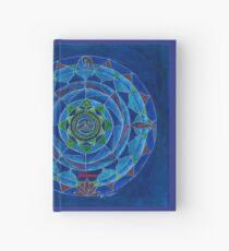 Waterman horoscoop mandala Hardcover Journal