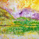 Sunlight in the Meadow by Josie Duff
