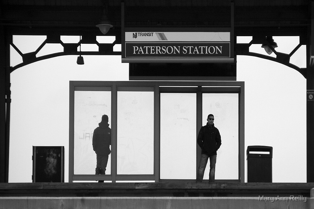 At the Station by Mary Ann Reilly