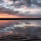 Cleveleys Beach . by Lilian Marshall