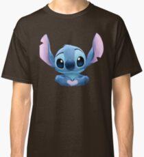 Stitch Heart Classic T-Shirt