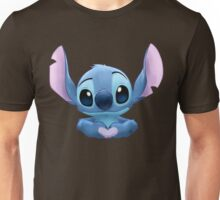 Stitch Heart Unisex T-Shirt