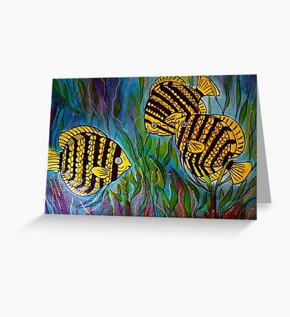 Fish 1 Greeting Card
