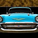 57 Chevy by Keith Hawley