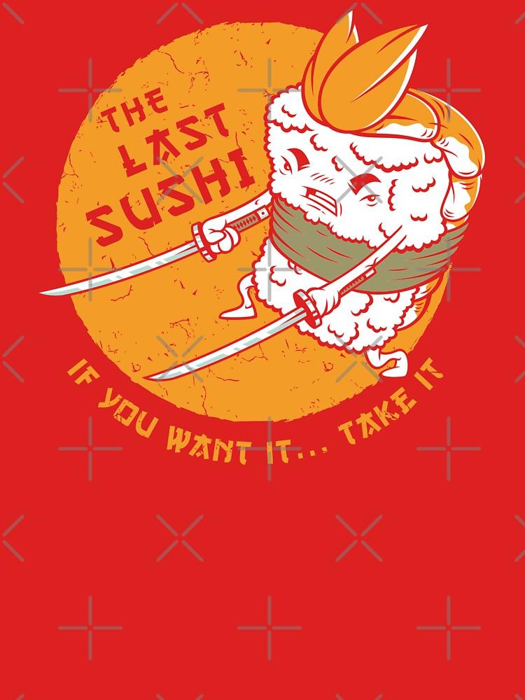The Last Sushi by rerodigital
